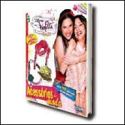 Disney Violetta Acessórios da Moda - Cola e Descola