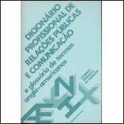Dicionário Profissional de Relações Públicas e Comunicação