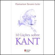 10 Lições Sobre Kant - 5º Edição