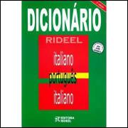 Dicionário Rideel Italiano Português