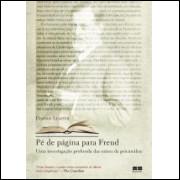 Pé de Página para Freud