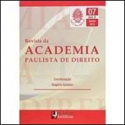 Revista da Academia Paulista de Direito Ano 4