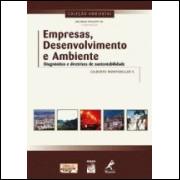 Empresas, Desenvolvimento e Ambiente - Diagnóstico e Diretrizes de Sustentabilidade
