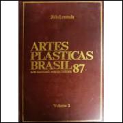 Artes Plásticas Brasil Vol 2- Seu Mercado Seus Leilões