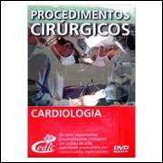 Procedimentos Cirúrgicos - Cardiologia - 4 Dvds