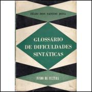 Glossário de Dificuldades Sintáticas - Autografado