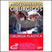 Procedimentos Cirúrgicos - Cirurgia Plástica