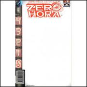 Zero Hora Nº 0 - Mini Série Retroativa - Dc Comics