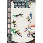 Zero Hora Nº 1 - Mini Série Retroativa - Dc Comics