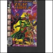 Zero Hora Nº 3 Crise no Tempo! Mini Série Retroativa - Dc Comics