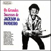 Os Grandes Sucessos De Jackson Do Pandeiro - Vinil