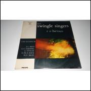 Les Swingles Singers E O Barroco - Vinil