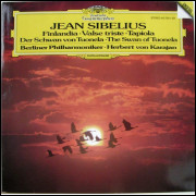 Jean Sibelius Finlandia - Valse Triste Tapiola Vinil