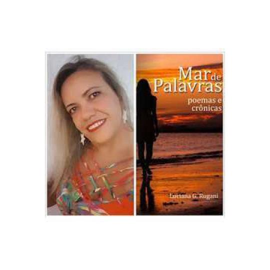 E-Book Mar de Palavras - Luciana Rugani