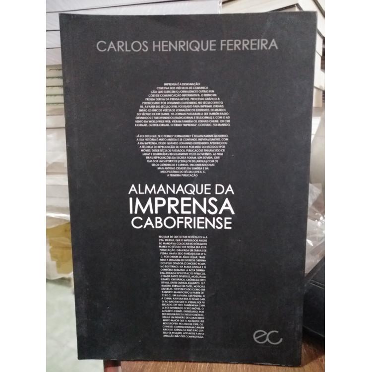 Almanaque da Imprensa Cabofriense - Carlos Henrique Ferreira