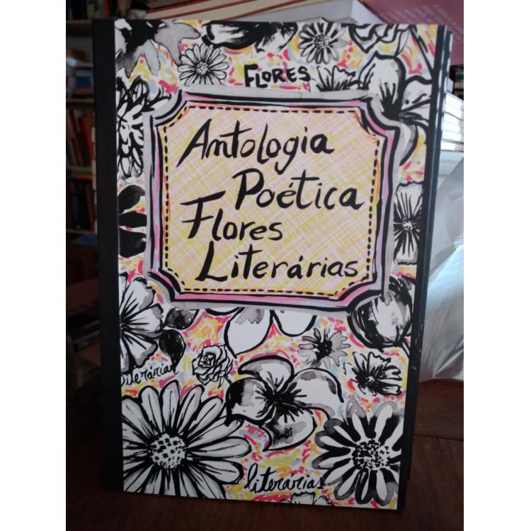 Antologia Poética Flores Literárias - Jaqueline Brum