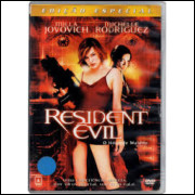 DVD Resident Evil - O Hóspede Maldito