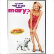 DVD Quem Vai Ficar Com Mary?
