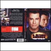 DVD A Última Ameaça - John Travolta Dublado E Legendado