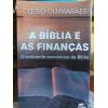 Livro - A Bíblia e as Finanças - o Ambiente Econômico da Bíblia
