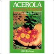 Acerola - a Cereja Tropical