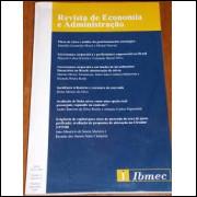 Revista de Economia e Administração Vol 2 Nº 1