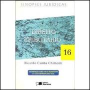 Direito Tributário - Sinopses Jurídicas 16