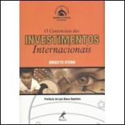 O Contencioso dos Investimentos Internacionais