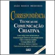 Correspondência Técnicas de Comunicação Criativa