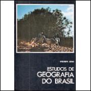 Estudos de Geografia do Brasil