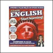 Speak English Start Learning - Com Cd