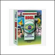 Minidicionário Rideel Língua Portuguesa