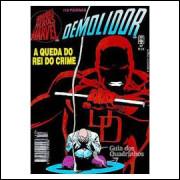 Demolidor - Grandes Heróis da Marvel Nº 47 - a Queda do Rei do Crime