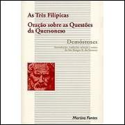 As Três Filípicas - Oração Sobre as Questões da Quersoneso