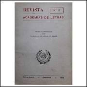 Revista das Academias de Letras Nº 77