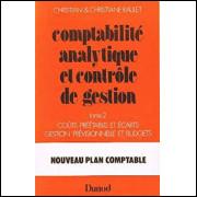 Comptabilité Analytique et Contrôle de Gestion Tome 2