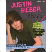 Justin Bieber a História - Acompanha Poster Gigante
