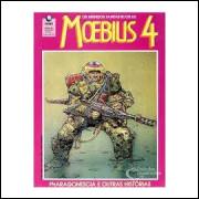 Os Mundos Fantásticos de Moebius - Parte 4 de 4 - Pharagonescia