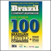 Brazil Company Handbook 2010/2011 Data on Major 100