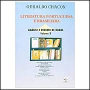 Literatura Portuguesa e Brasileira - Análise e Resumo de Obras Vol 3