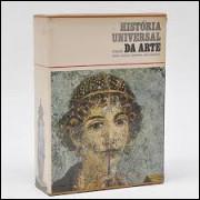 História Universal da Arte - Pintura, Escultura, Arquitetura