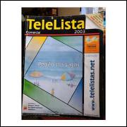Telelista 2003 Comercial - Região dos Lagos