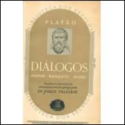 Diálogos - Menon - Banquete - Fedro - Biblioteca dos Séculos - 3ª Ed