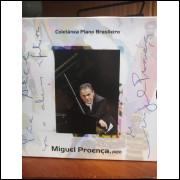 Miguel Proença - Coletânea Piano Brasileiro 10 Cds