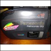 Câmera Panasonic  Palmcorder IQ - Color Viewfinder X12