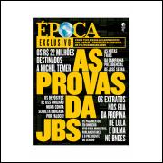 As Provas da Jbs - Revista Época Nº 997