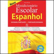 Minidicionário Escolar Espanhol - Oscar Rojas