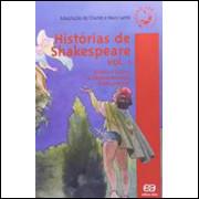 Histórias de Shakespeare - Volume 1