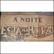 Jornal A Noite Nº 3.406 3 de Março de 1924