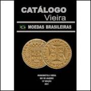 Catálogo Vieira Moedas Brasileiras 19ª Edição